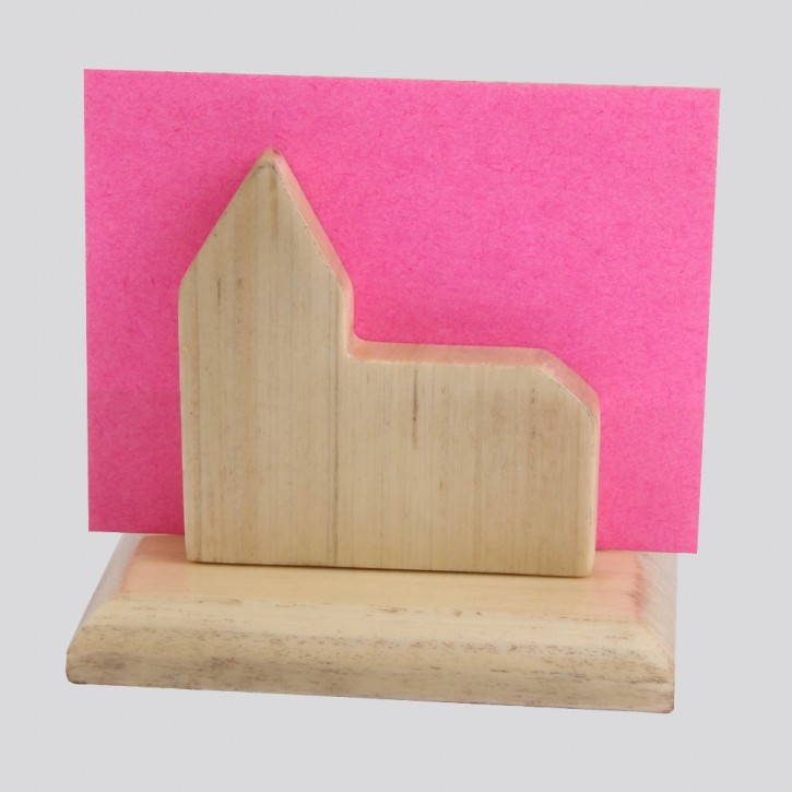 Magnetkartenhalter Kirche