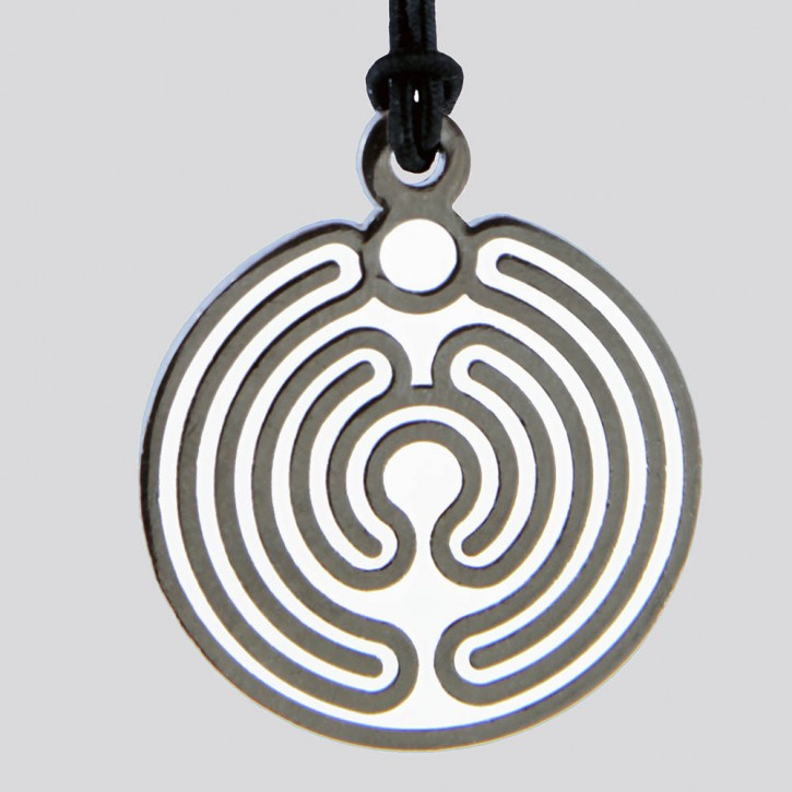 Anhänger Labyrinth Barmherzigkeit