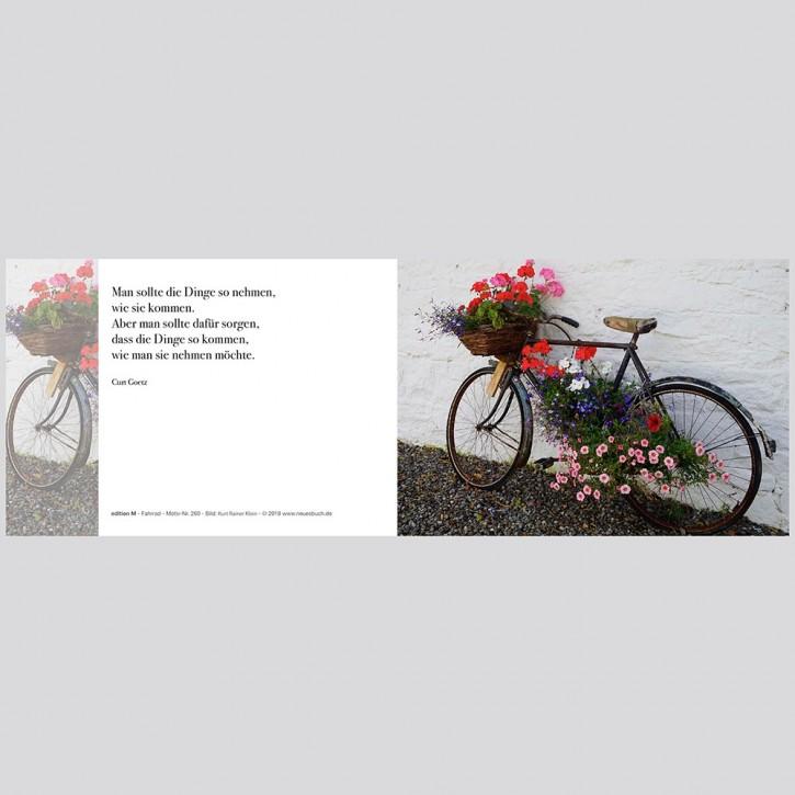 260+ Fahrrad mit Innentext