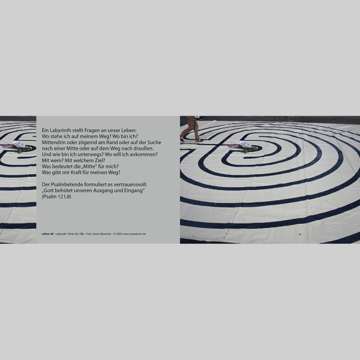 296 Labyrinth