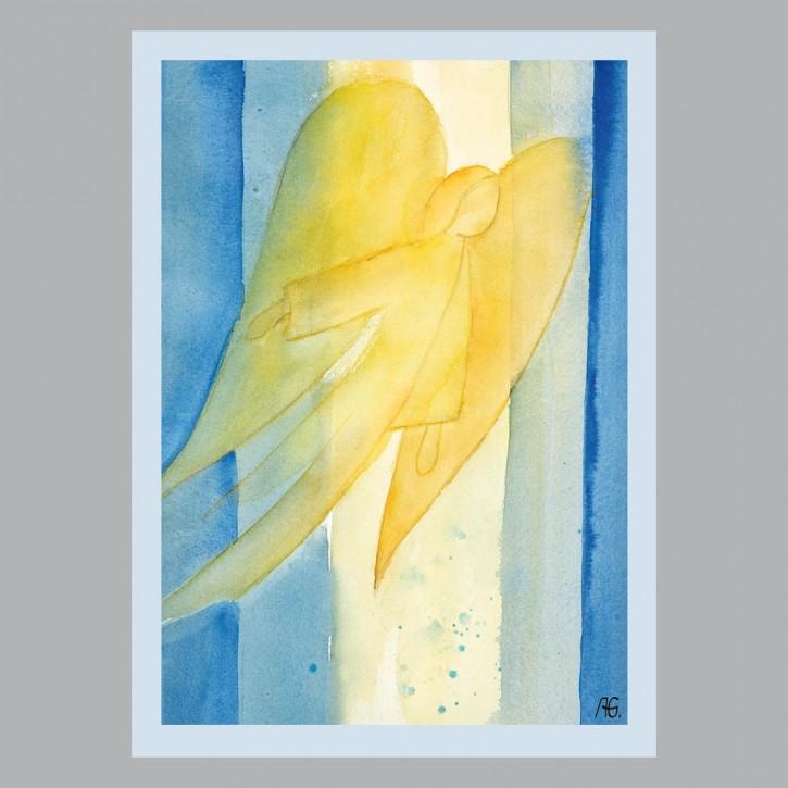 Geschenkumschlag Engel