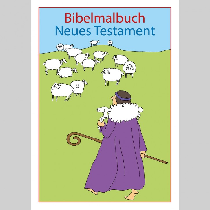 Bibelmalbuch Neues Testament