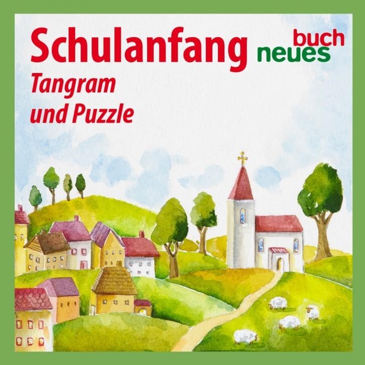 Tangram/Puzzle Schulanfang