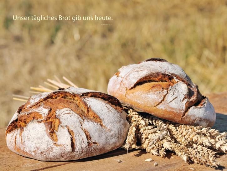Tischunterlage Brot