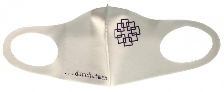 Mund-Nasen-Maske Facettenkreuz
