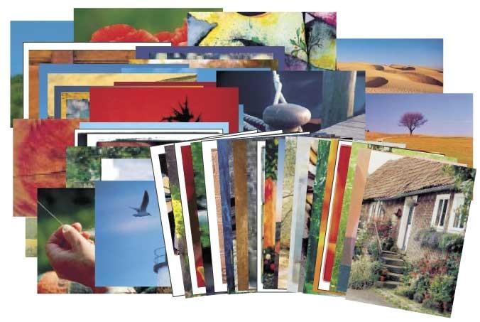 314 - Kennenlernset Faltkarten nur mit Innentext