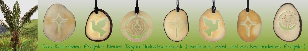 Symbolschmuck aus Santander del Sur