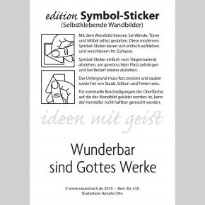 Symbol-Sticker Rose