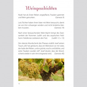 Bildband: Wein - Gabe Gottes zur Freude des Menschen!