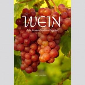 Widmungsblatt Wein