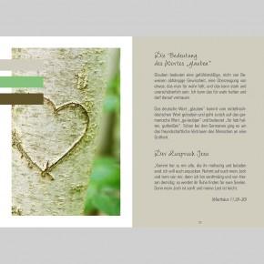 Bildband Zuversicht im Glauben
