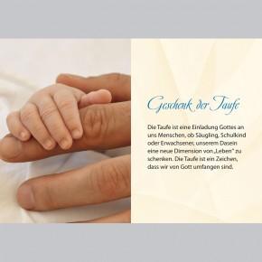 Segenswünsche zur Taufe