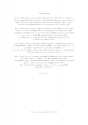 Urkunde/Gedenkblatt  Lebensbaum